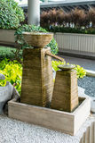 Decorazione della fontana Fotografie Stock