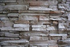 Decorazione della pietra di Brown immagini stock libere da diritti