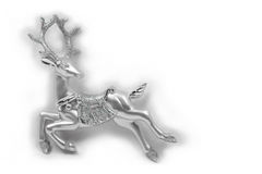 Decorazione della renna Fotografie Stock Libere da Diritti