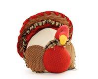 Decorazione della Turchia del tessuto Fotografia Stock