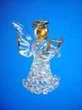 Decorazione di angelo di natale Fotografia Stock