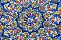 Decorazione di ceramica Fotografie Stock