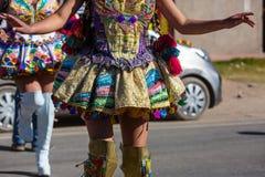 Decorazione di dancing Immagini Stock Libere da Diritti