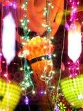 Decorazione di Diwali Fotografie Stock