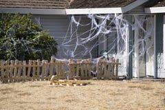 Decorazione di Halloween Immagine Stock