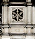 Decorazione di marmo (modello astratto della natura) Immagini Stock