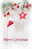 Decorazione di Natale Immagine Stock