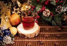 Decorazione di Natale e del nuovo anno immagine stock libera da diritti