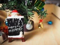 Decorazione di Natale per fondo Fotografie Stock