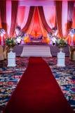 Decorazione di nozze fotografie stock