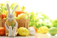 Decorazione di Pasqua fotografia stock libera da diritti