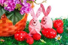 Decorazione di Pasqua Immagini Stock Libere da Diritti