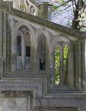 Decorazione di pietra (modello astratto della natura) Fotografie Stock