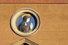 Decorazione di religione Immagini Stock Libere da Diritti