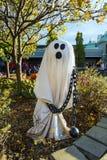 Decorazione di Ronde Halloween della La Fotografie Stock Libere da Diritti