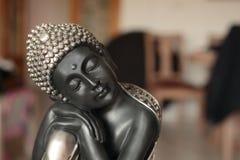 Decorazione di seduta di Buddha Immagini Stock