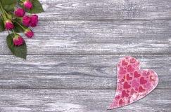 Decorazione di Valentine Day Immagine Stock Libera da Diritti