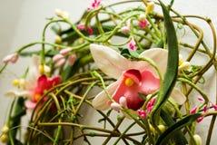 Decorazione floreale Immagine Stock
