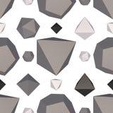 Decorazione geometrica (vettore) Immagine Stock