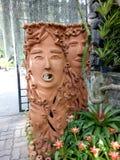 Decorazione in giardino Immagine Stock