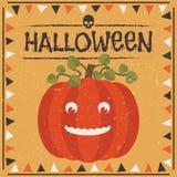 Decorazione a Halloween Immagini Stock