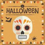 Decorazione a Halloween Immagini Stock Libere da Diritti