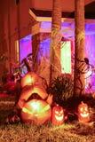 Decorazione a Halloween immagine stock
