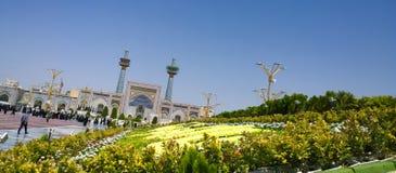 Decorazione islamica delle piante fotografia stock libera da diritti