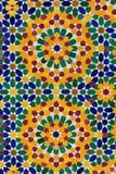 Decorazione marocchina Immagine Stock Libera da Diritti