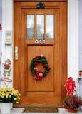 Decorazione tradizionale di Natale in Germania Fotografia Stock