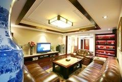 Decorazione unica e casa comoda Fotografia Stock