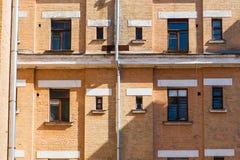 Decorazione urbana di Minimalistic Immagine Stock Libera da Diritti