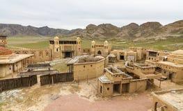 Decorazioni abbandonate di film Fotografia Stock Libera da Diritti