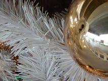 Decorazioni artisticamente create di Natale fotografie stock libere da diritti