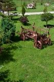 Decorazioni del giardino Immagini Stock