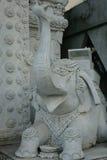 Decorazioni del tempio Fotografie Stock