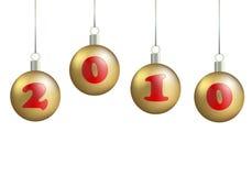 decorazioni dell'Natale-albero illustrazione vettoriale