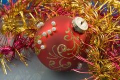 decorazioni dell'Natale-albero Immagine Stock Libera da Diritti