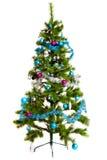 decorazioni dell'Natale-albero 2015 nuovi anni Immagini Stock