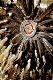 Decorazioni dell'nativo americano Immagini Stock Libere da Diritti