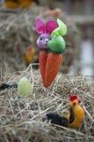 Decorazioni della Camera di Pasqua Immagine Stock