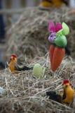 Decorazioni della Camera di Pasqua Immagine Stock Libera da Diritti
