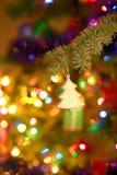 Decorazioni di Natale Immagine Stock