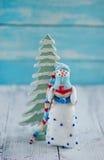 Decorazioni di Natale Fotografie Stock Libere da Diritti
