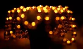 Decorazioni 4 di Natale Fotografie Stock Libere da Diritti