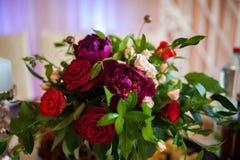 Decorazioni di nozze Immagini Stock