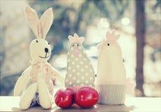 Decorazioni di Pasqua Immagini Stock