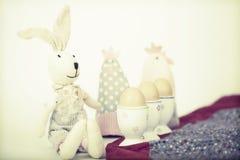 Decorazioni di Pasqua Fotografia Stock