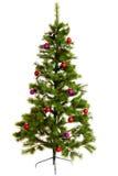 Decorazioni isolate dell'Natale-albero 2016 buoni anni Fotografia Stock