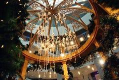 Decorazioni splendide di Natale Immagini Stock
